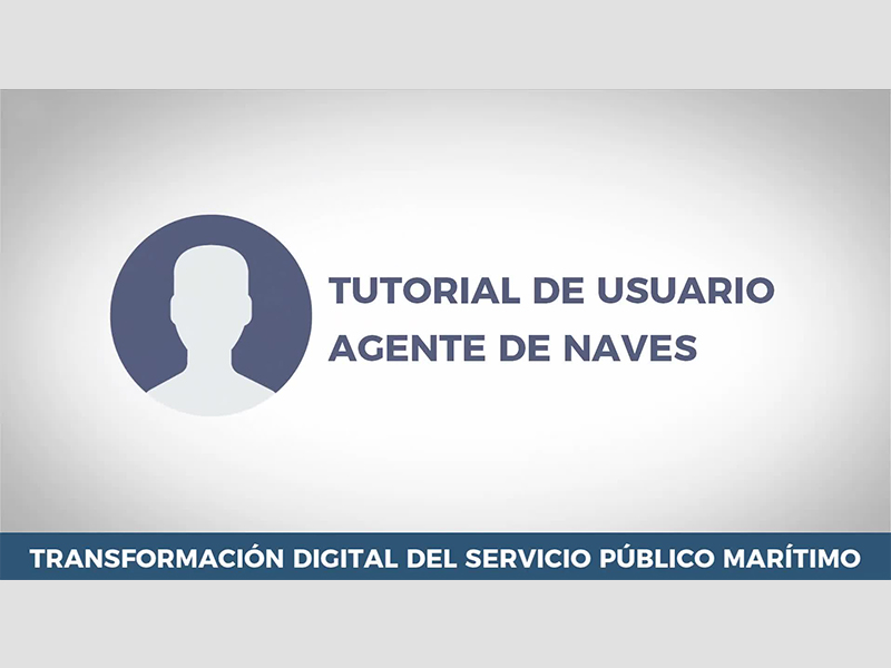 DGe - Tutorial de Usuario Agente de Naves